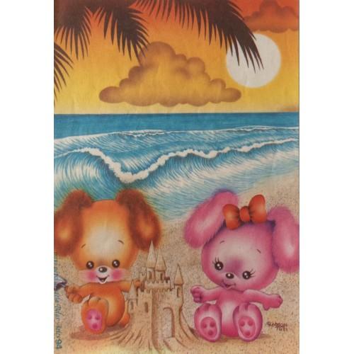 Papel de Carta BELAS ARTES Mini 094