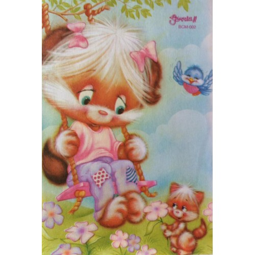 Papel de Carta SORRIA Mini BCM 002