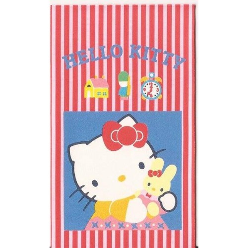 Ano 1987. Mini-Envelope Antigo (Vintage) Hello Kitty 05 Sanrio