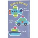 Ano 1985. Mini-Enveloe The Runabouts Sanrio