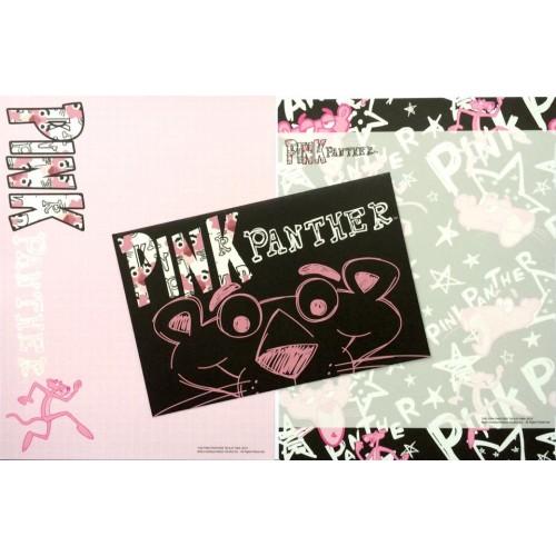 Conjunto de Papel de Carta IMPORTADO Pink Panther 04