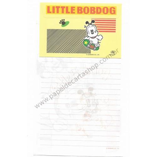 Conjunto de Papel de Carta Antigo (Vintage) Little Bobdog Pintor Wealthyluck Sunward