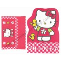 Ano 1999. Conjunto de Papel de Carta Hello Kitty Antigo Bird (Vintage) Sanrio