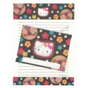 Ano 1998. Conjunto de Papel de Carta Hello Kitty Regional PT Antigo (Vintage) Sanrio