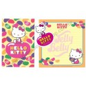 Ano 2009. Conjunto de Papel de Carta Hello Kitty Jelly Belly (AM) Sanrio