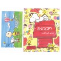 Conjunto de Papel de Carta Snoopy & His Friends CAM - Peanuts
