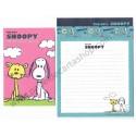Kit 4 Conjuntos de Papel de Carta The 60's Snoopy CRS - Peanuts Worldwide LLC