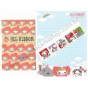 Conjunto de Papel de Carta Big Ribbon ADE - Q-Lia Japan