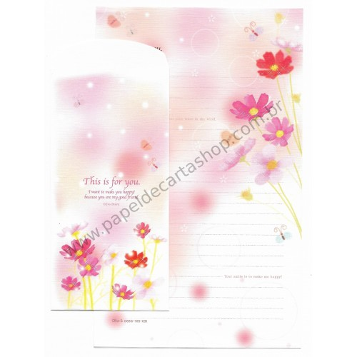 Conjunto de Papel de Carta Importado This is for you - OLIVE.S