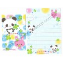 Conjunto de Papel de Carta Happy Clover Charm - DAISO Japan