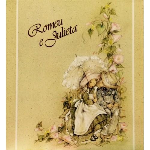 Bloco de Anotações Romeu & Julieta 01 - AMBROSIANA