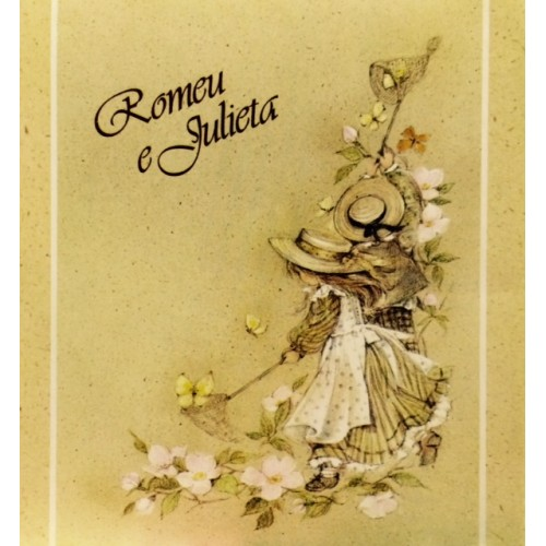 Bloco de Anotações Romeu & Julieta 02 - AMBROSIANA