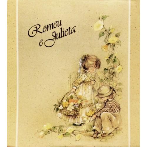 Bloco de Anotações Romeu & Julieta 04 - AMBROSIANA