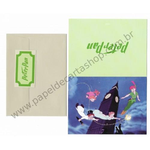 Cartão Disney Peter Pan