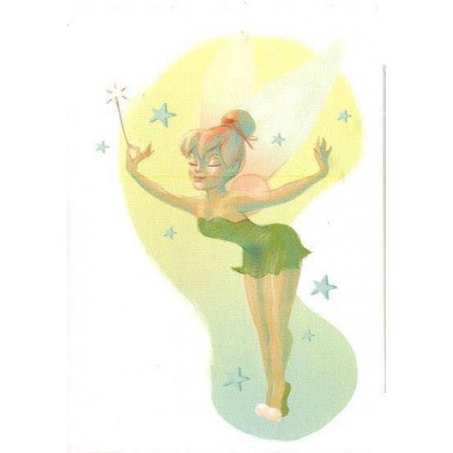 Coleção 5 NOTECARDS CARTÕES Disney Tinker Bell