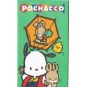 Ano 1998. Mini-Envelope POCHACCO Vintage Sanrio