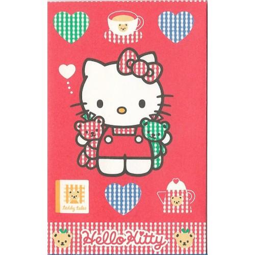 Ano 1993. Mini-Envelope Antigo (Vintage) Hello Kitty Sanrio