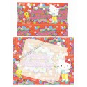 Ano 2002. Conjunto de Papel de Carta Hello Kitty & Tweety Sanrio