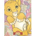 Papel de Carta Antigo Disney O Rei Leão - Best Cards
