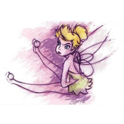 Cartão Importado Disney Tinker Bell 3