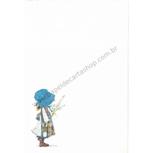 Papel de Carta AVULSO Holly Hobbie M76