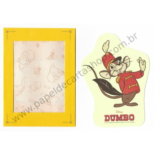 Conjunto de Papel de Carta Disney Dumbo P Sun-Star (CAM)