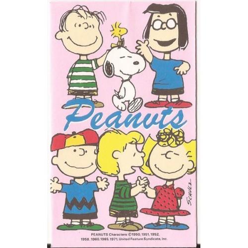 Mini-Envelope Antigo (Vintage) Snoopy 04 - Peanuts Hallmark