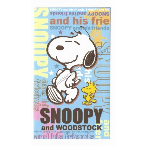 Mini-Envelope Snoopy 07 - Peanuts Worldwide LLC