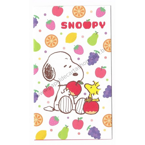 Mini-Envelope Snoopy 08 - Peanuts Worldwide LLC