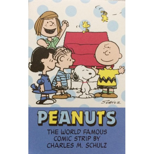 Mini-Envelope Snoopy 25 - Peanuts Sanrio