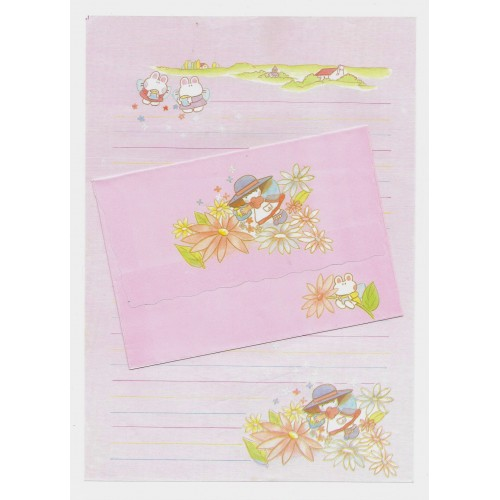 Conjunto de Papel de Carta Antigo Tiny Candy (CRS)