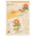 Conjunto de Papel de Carta Importado Happy Day - TOC