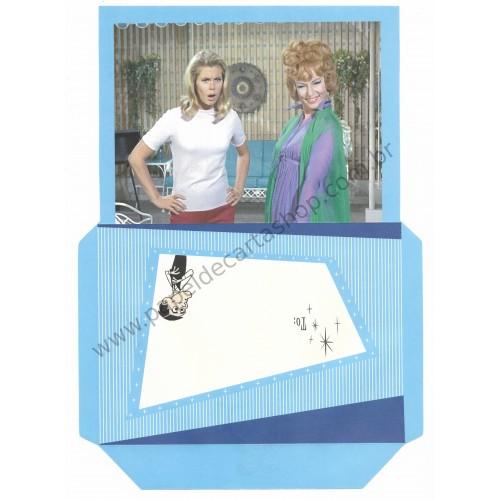 Ano 2005. Papel de Carta filme A Feiticeira III
