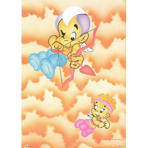 Papel de Carta ANTIGO PC 1006 Buzzy