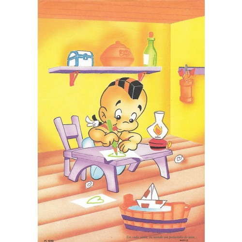 Papel de Carta ANTIGO PC 1010 Buzzy