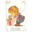 Papel de Carta Antigo Amor Perfeito - Love Print 217