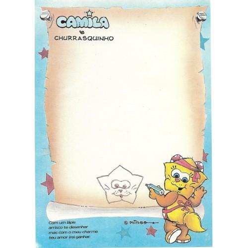 Coleção Churrasquinho & Camila - Mingo
