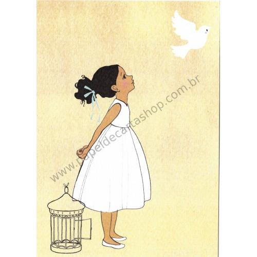 Cartão Postal Lola Freedom - Belle & Boo