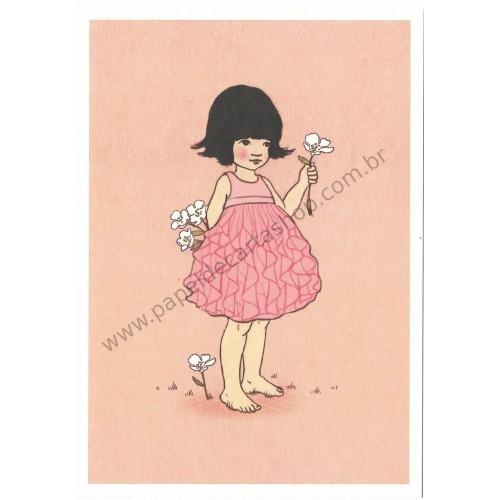 Cartão Postal Sophia - Belle & Boo