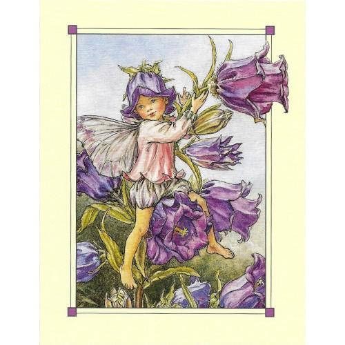 Postal Antigo Importado The Canterbury Bell Fairy - Cicely