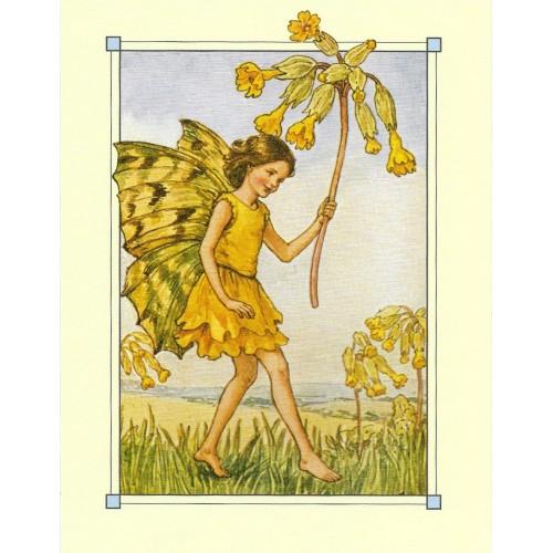 Postal Antigo Importado The Cowslip Fairy - Cicely