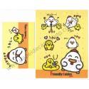Ano 1993 Conjunto de Papel de Carta Friendly Kokko Chan Vintage Sanrio