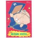 Ano 1985. Conjunto de Papel de Carta Nezumikozou Vintage Sanrio