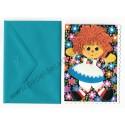 Notecard Importado Raggedy Ann Fashion CAZ - The Bobbs-Merrill Co