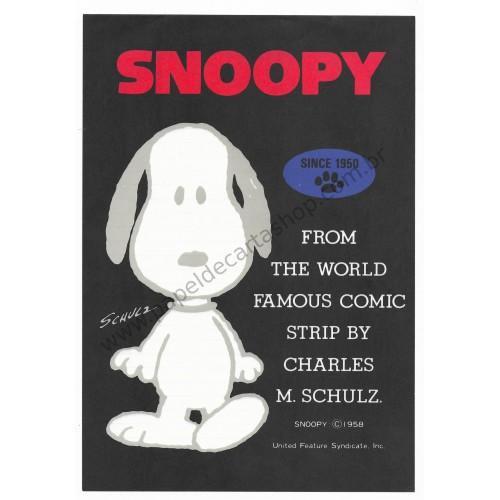Conjunto de Papel de Carta Snoopy BLVM Vintage Hallmark Japan
