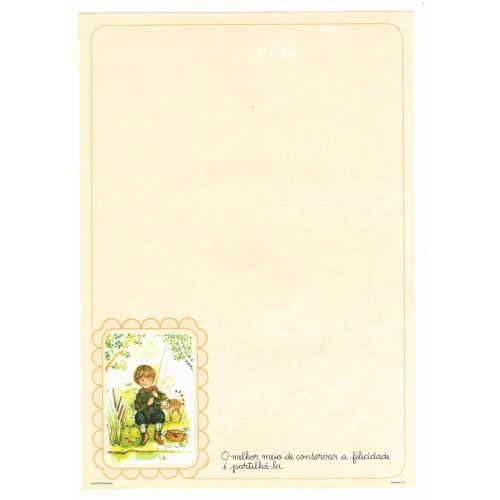 Papel de Carta July Pop C-06