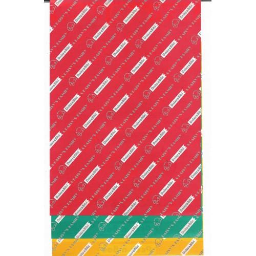 Ano 1979. Conjunto de Papel de Carta Peek-a-Boo TRIO Vintage Sanrio