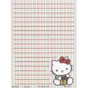 Papel de Carta Antigo Hello Kitty (COR) - Best Cards