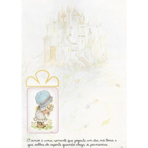 Papel de Carta Susi 06