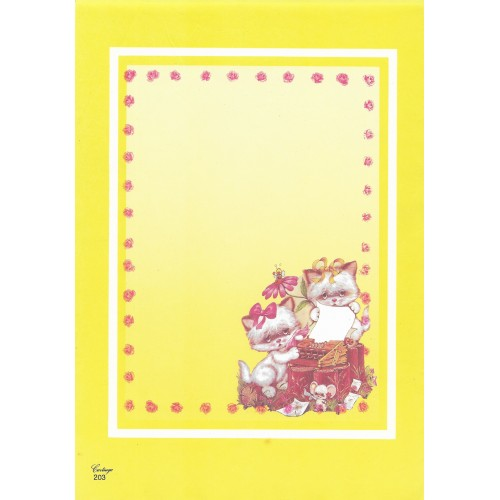 Papel de Carta CARTIUGE A4 - 203